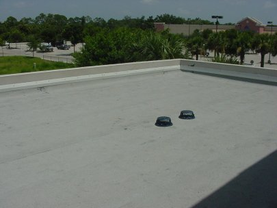 Campbell Roofing uses TPO and Metacrylic membranes to cover commercial roofs