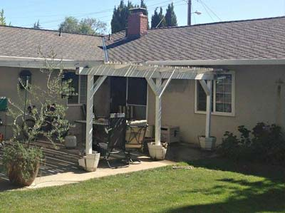 our team finished a roof repair in Santa Clara, CA