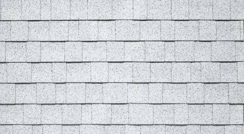 Our San Jose roofers use Super White Cambridge 30 AR shingles
