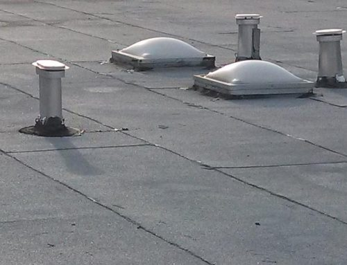 How Much Ventilation Does a Flat Roof Need?