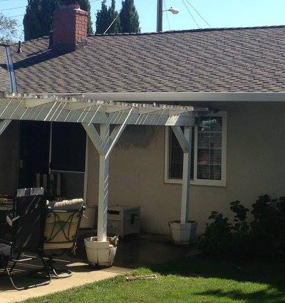 our team provided professional roof services to this homeowner in Gilroy